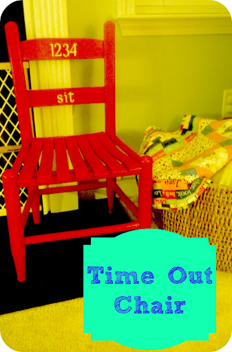 kids time out chair